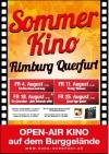 Sommerkino auf Burg Querfurt startet mit Besucherrekord