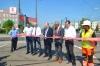Hochmoderner Knotenpunkt Veszpremer Straße/Südstadtring offiziell durch Minister eröffnet