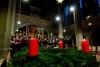 """""""Adventsmusik im Kerzenschein"""" in der halleschen Marktkirche: Mitsingen und Helfen"""