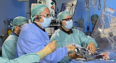 Herzzentrum Cardioband Implantation