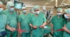 DaVinci: Neue Einsatzgebiete für OP-Roboter – Erste Bypass-Operation und erster Eingriff in der Thoraxchirurgie mittels DaVinci in Sachsen-Anhalt