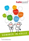 Plakatkampagne: Sommer in Halle hat viel Schönes zu bieten