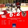 Saale Bulls vs. Herner EV Miners | Hauptrunde 24.10.2021
