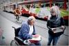 Wie rollstuhlfreundlich ist Halle? - Wheelmap-Aktion am 13. Juni, 15 – 17 Uhr