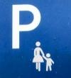 Mutter - Kind - Parkplatz nutzen?