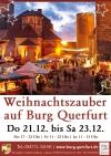 """""""Alle Jahre wieder"""" am 4. Advent in Querfurt"""