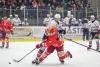 Saale Bulls siegen im dritten Playoffspiel mit 4:1 gegen Eisbären Regensburg - 1. Matchball erfolgreich abgewehrt !!