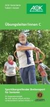Die AOK Sachsen-Anhalt informiert : Trainierte Senioren trainieren Senioren